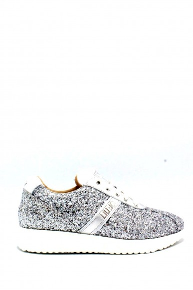Liu.jo Sneakers F.gomma 35/40 Donna Argento-bianco Fashion