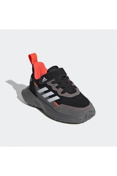 Adidas Sneakers F.gomma Rapidarun elite s&l Bambino Nero Streetwear
