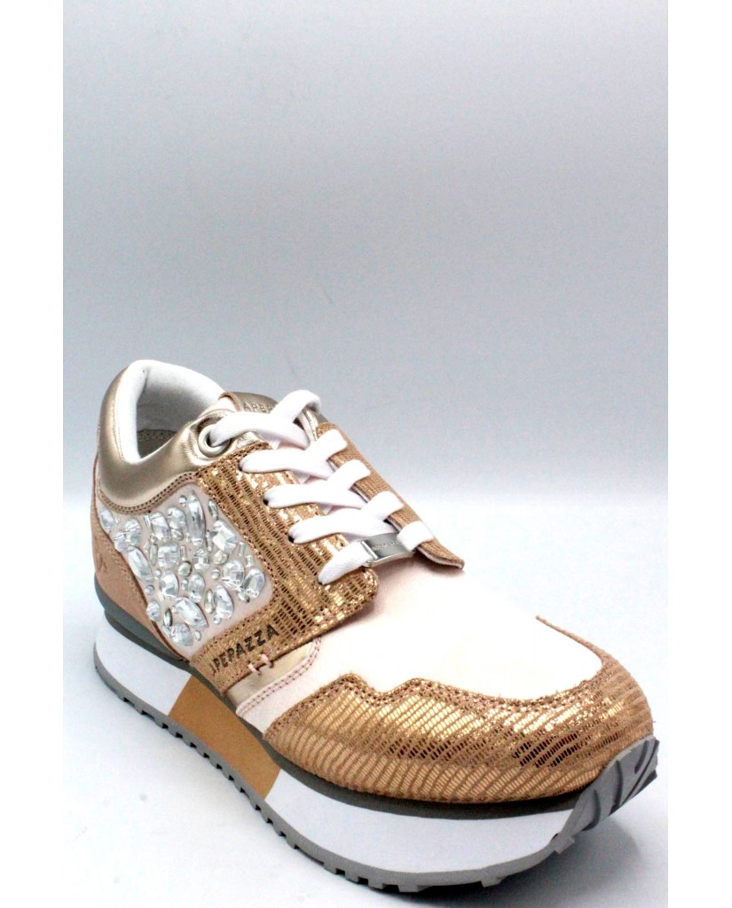 Ape pazza Sneakers F.gomma 35/41 Donna Cipria Fashion