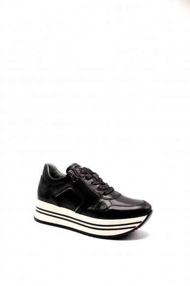 Nero giardini Sneakers F.gomma Guanto nero t.brill i116930d Donna Nero Casual