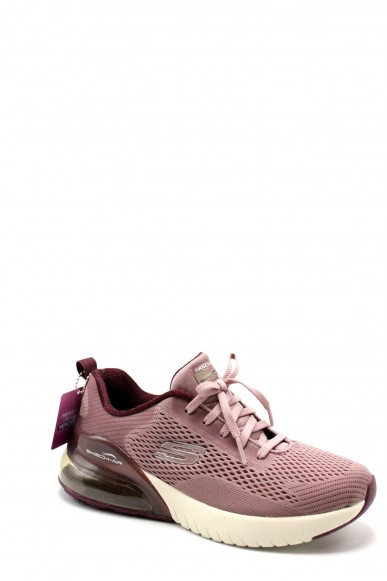 Skechers Sneakers F.gomma 36-41 13278 Donna Rosa Casual