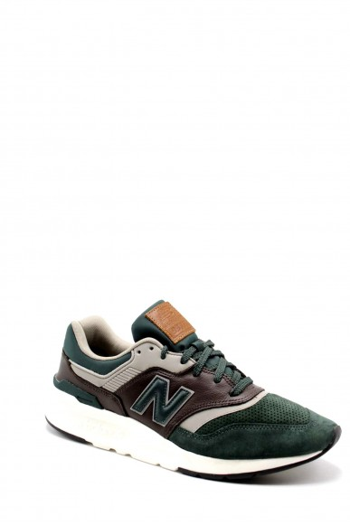 New balance Sneakers F.gomma Scarpa lifestyle Uomo Verde Streetwear