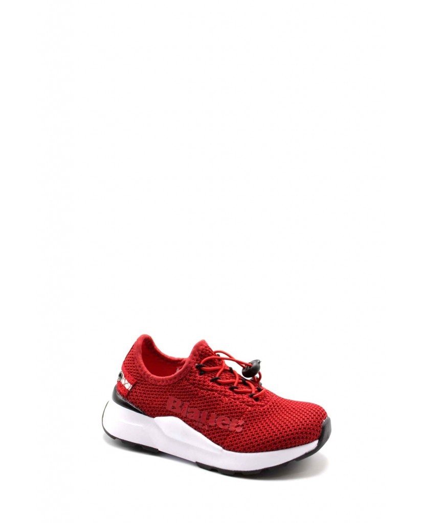 Blauer Sneakers F.gomma Andy01 Bambino Rosso Fashion