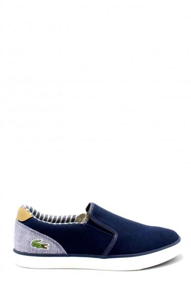 Lacoste Slip-on   Jouer slip on ss18 Uomo Navy Fashion