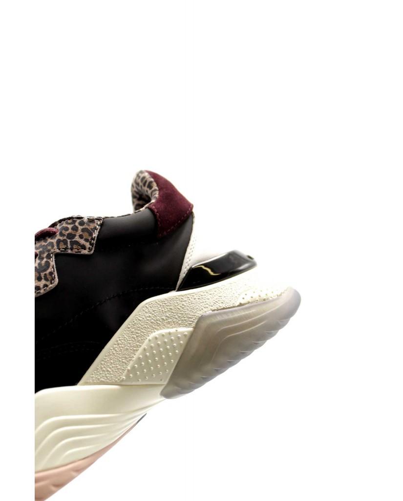 Crime london Sneakers F.gomma 25856pp1 Donna Nero Fashion