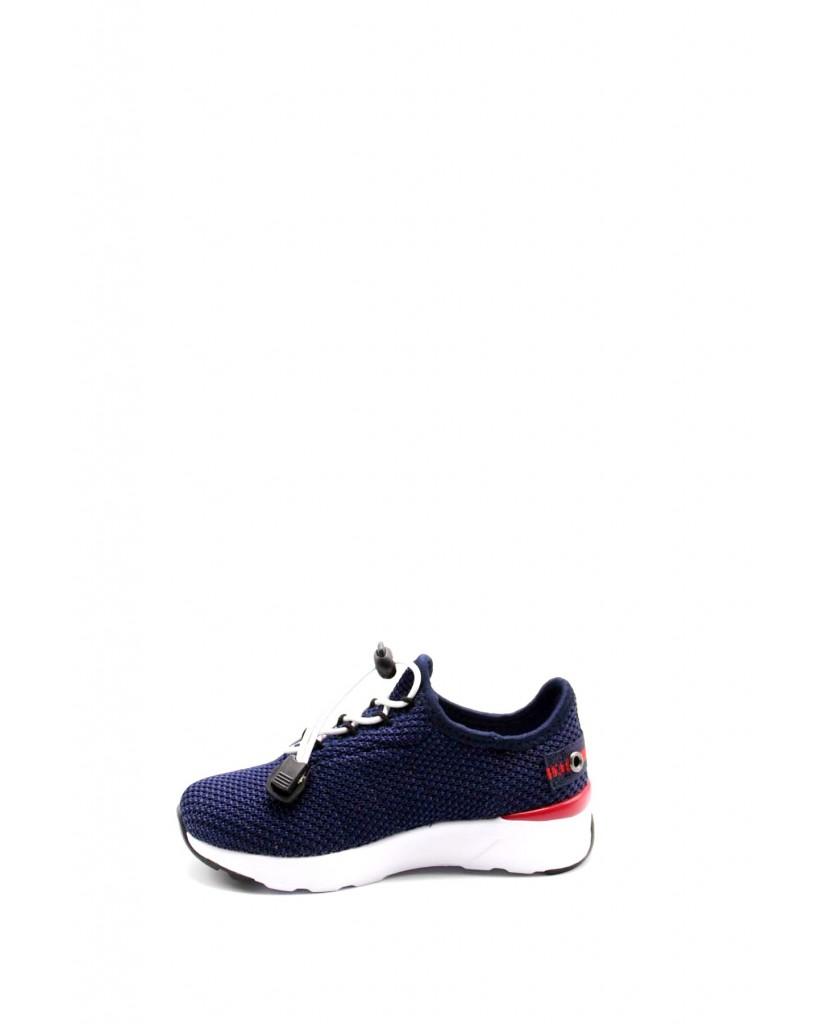 Blauer Sneakers F.gomma Andy01 Bambino Blu Fashion