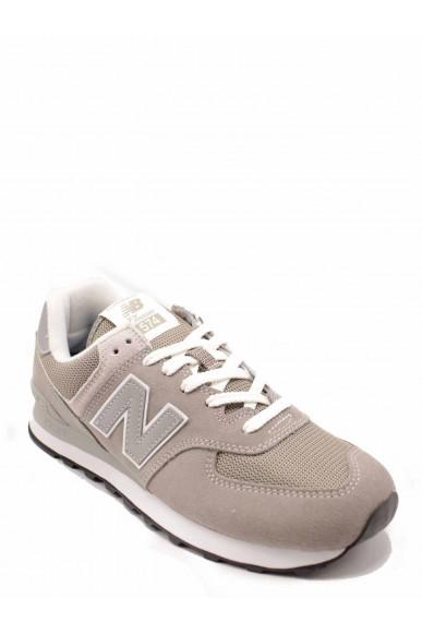 New balance Sneakers F.gomma Uomo Grigio Casual