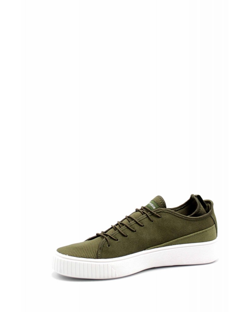 Cafe' noir Sneakers F.gomma Pe621 Uomo Verde Fashion