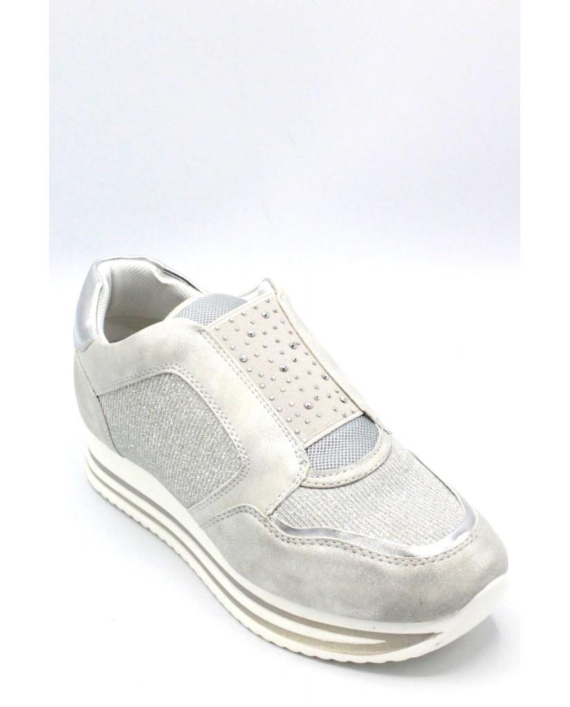 Energi Sneakers F.gomma 36/41 52 Donna Argento Fashion