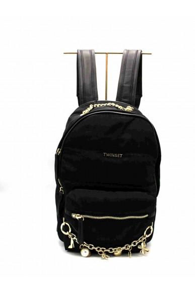 Twin set Backpacks - Donna Nero Fashion