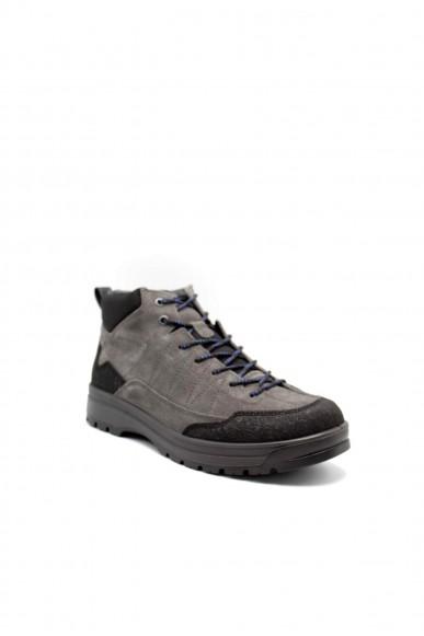 Igieco Sneakers F.gomma Ukrgt 61294 Uomo Antracite Casual