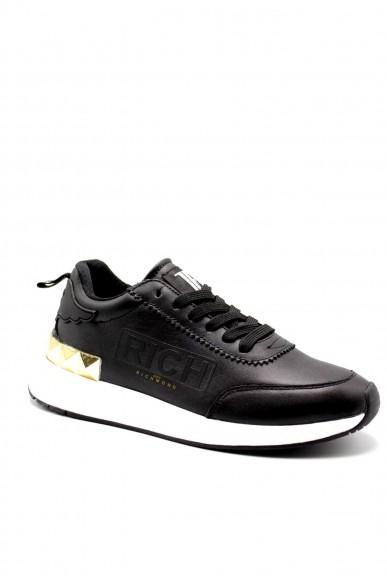 Richmond Sneakers F.gomma 3024/cp a Donna Nero Fashion