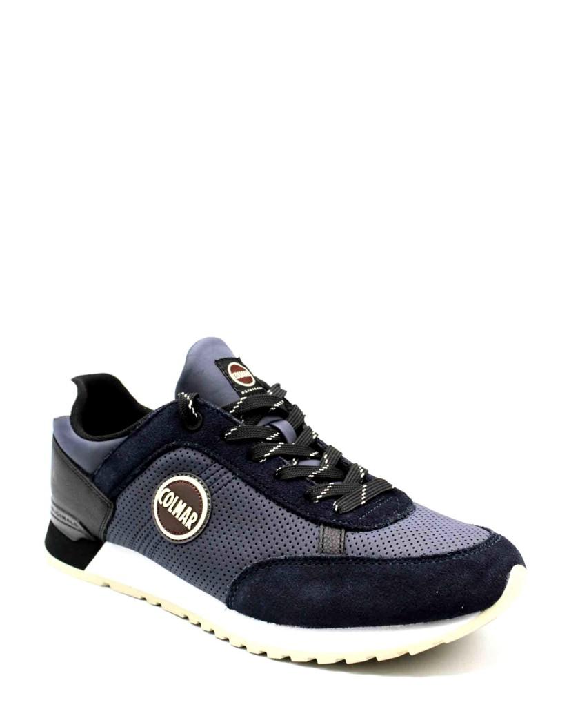 Colmar Sneakers F.gomma 40-45 Uomo Blu Casual