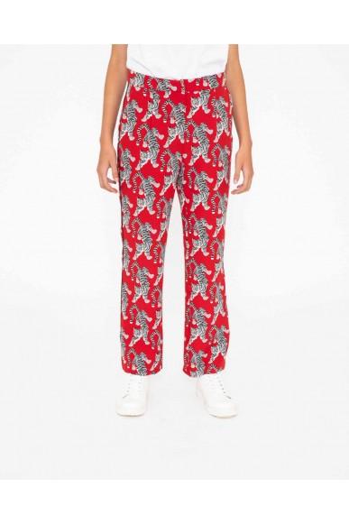 Silvian each Pantaloni   Pants salzadella Donna Fantasia