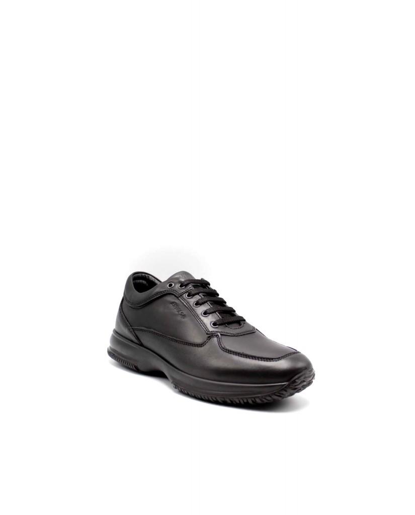 Enval soft Sneakers F.gomma U tv 62186 Uomo Nero Casual