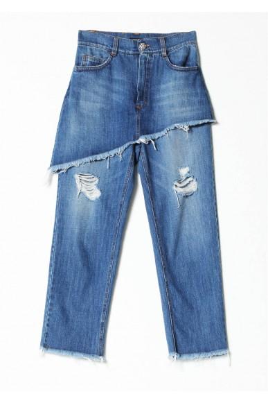 Denny rose Jeans 40/44 Donna Blu