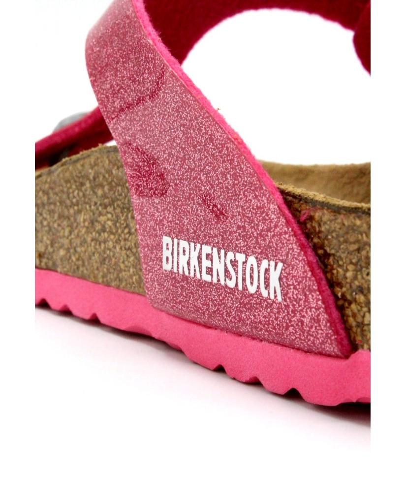 Birkenstock Infradito F.gomma 36/41 Donna Rosa Classico