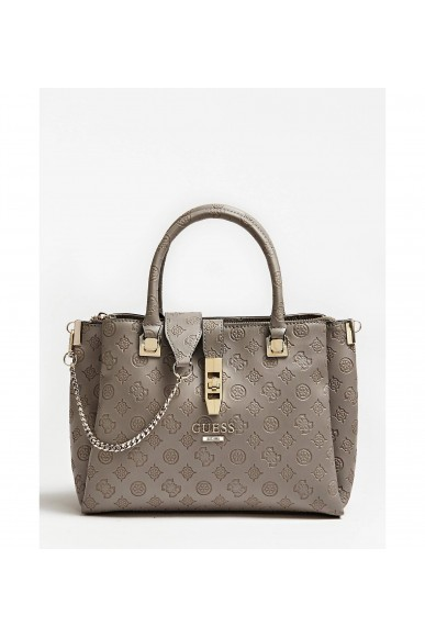 Guess Borse   Peony classic grlfrnd carryall Donna Taupe Fashion
