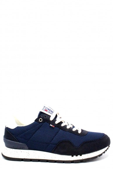 Tommy hilfiger Sneakers F.gomma 40/45 tommy jeans lifestyle Uomo Ink Fashion