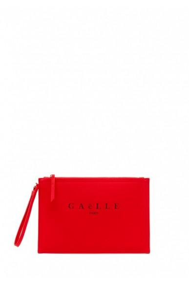 Gaelle paris Pochette   Pochette+stampa Donna Rosso Fashion