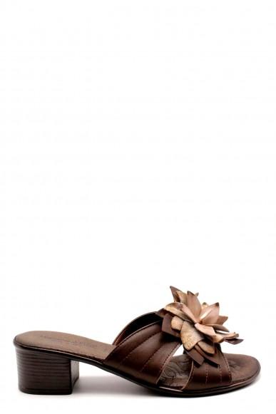 Mercante dei fiori Sandali F.gomma 35/41 made in italy Donna T.moro Fashion