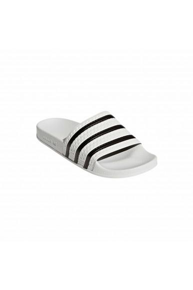 Adidas Ciabatte F.gomma Adilette Unisex Bianco Fashion