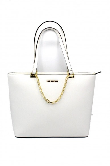 Moschino Borse - Donna Bianco Fashion