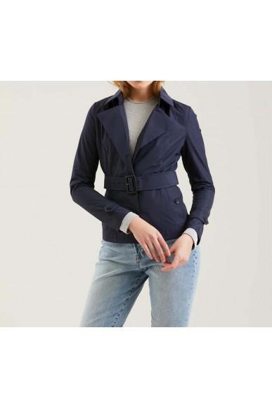 Refrigiwear Giacchetti   New seesaw jacket Donna Blu Fashion