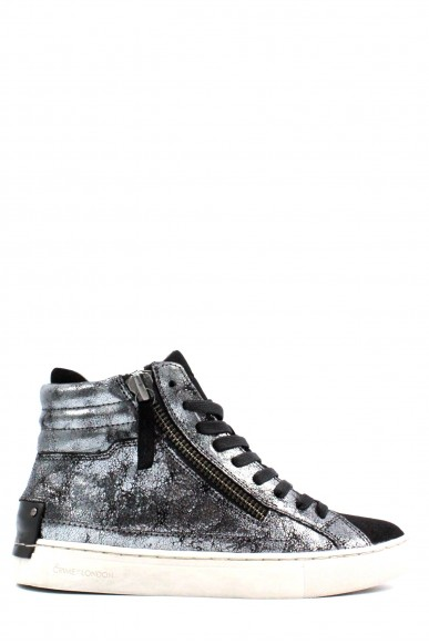 Crime Sneakers F.gomma 36-41 Donna Grigio Fashion