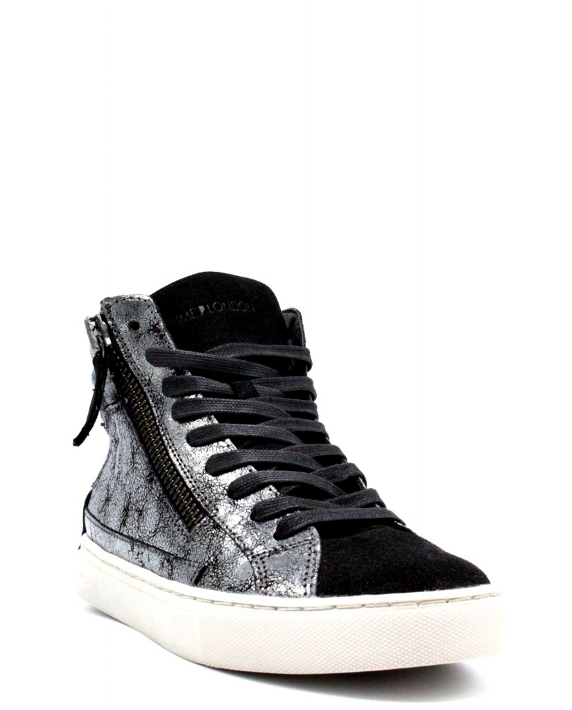 Crime london Sneakers F.gomma 36-41 Donna Grigio Fashion
