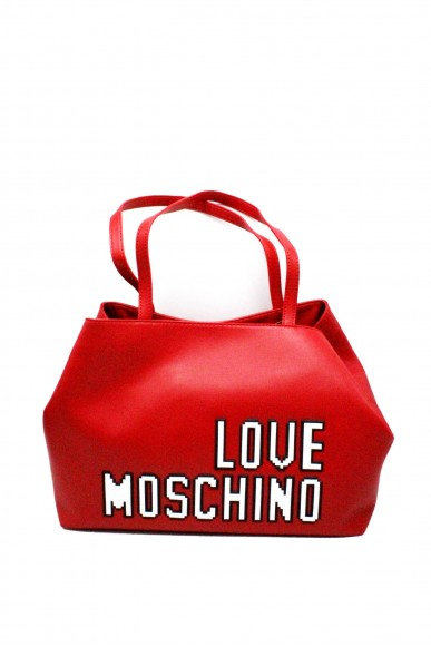 Moschino Borse - Love 2018 jc4067pp15 Donna Rosso Fashion