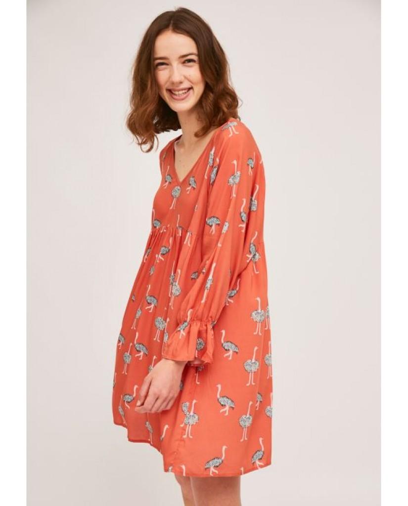 Compagnia fantastica Abiti   Sp21han79 Donna Arancione Fashion