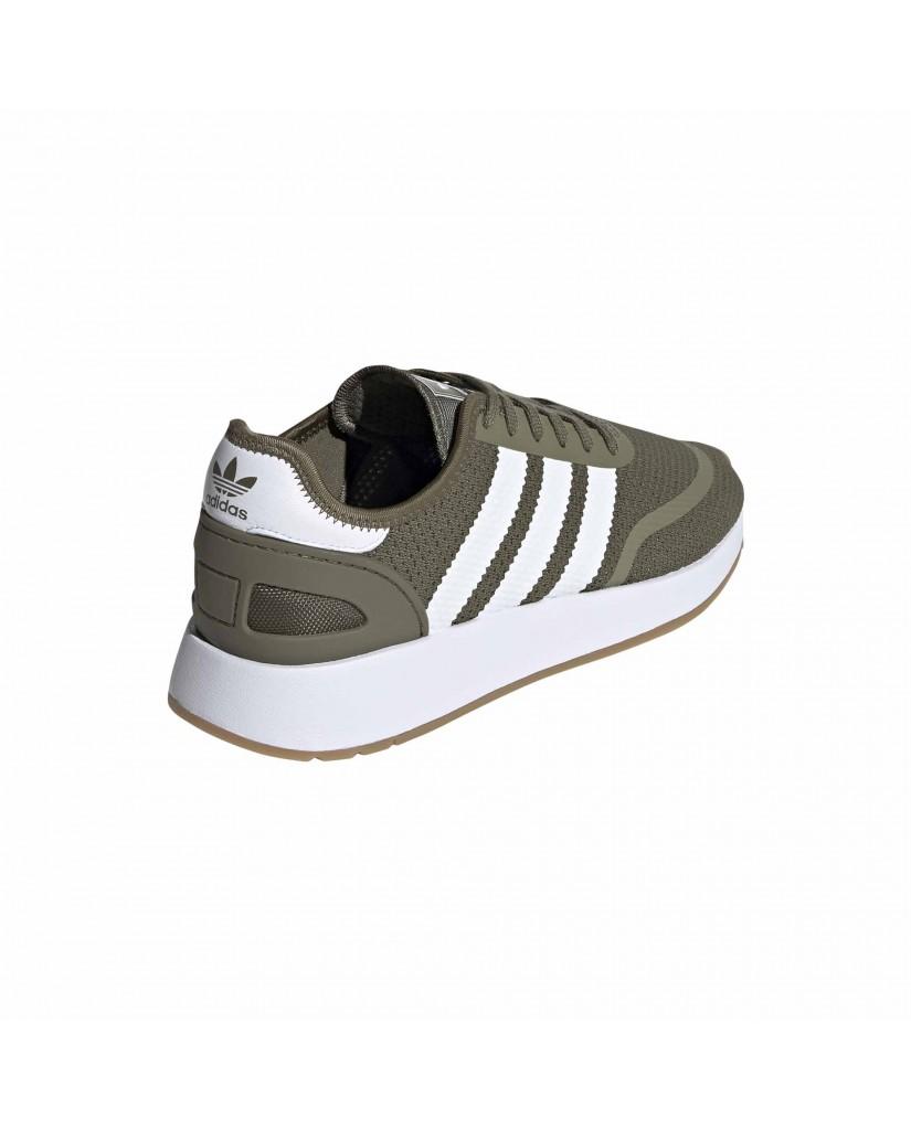 Adidas Sneakers F.gomma N-5923 Uomo Verde Fashion