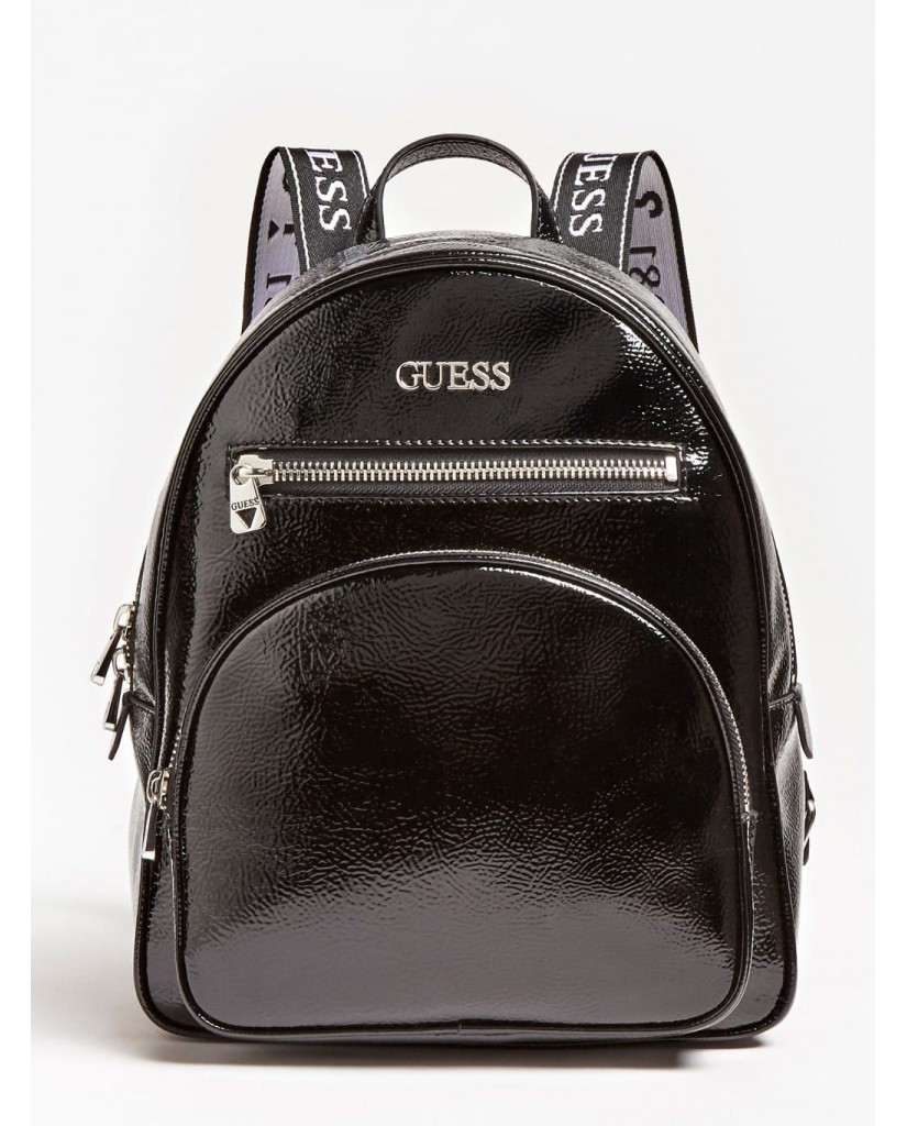 Guess Tracolle   New vibe large backpack Donna Nero Fashion