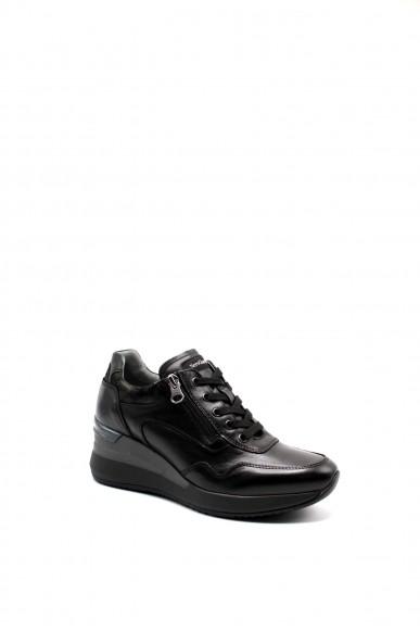 Nero giardini Sneakers F.gomma Guanto nero i116870d Donna Nero Casual