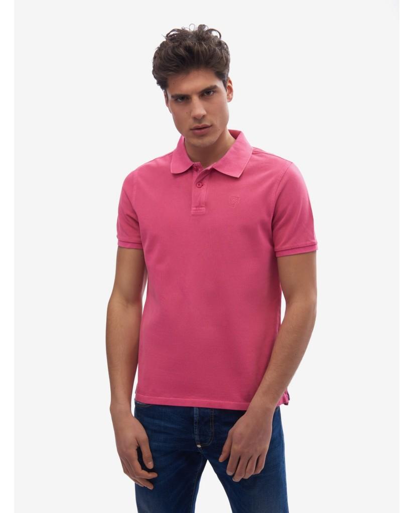 Blauer Polo   Polo manica corta Uomo Rosa Fashion