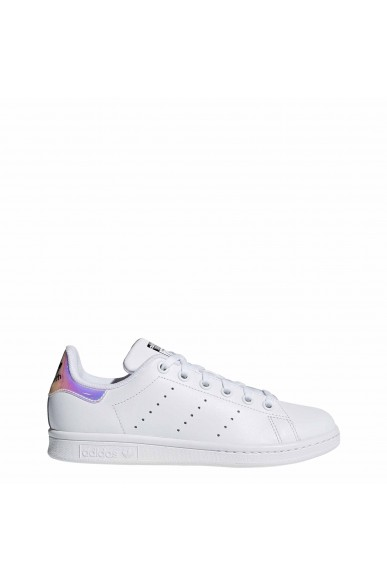 Adidas Sneakers F.gomma Stan smith j Donna Bianco Fashion