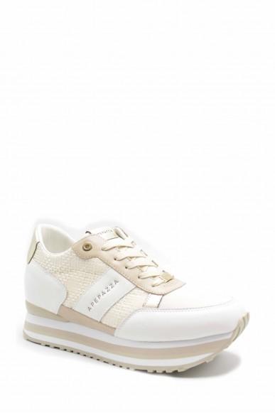 Apepazza Sneakers F.gomma Raissa Donna Bianco Fashion
