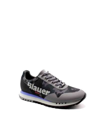 Blauer Sneakers   Denver01 Uomo Grigio Fashion
