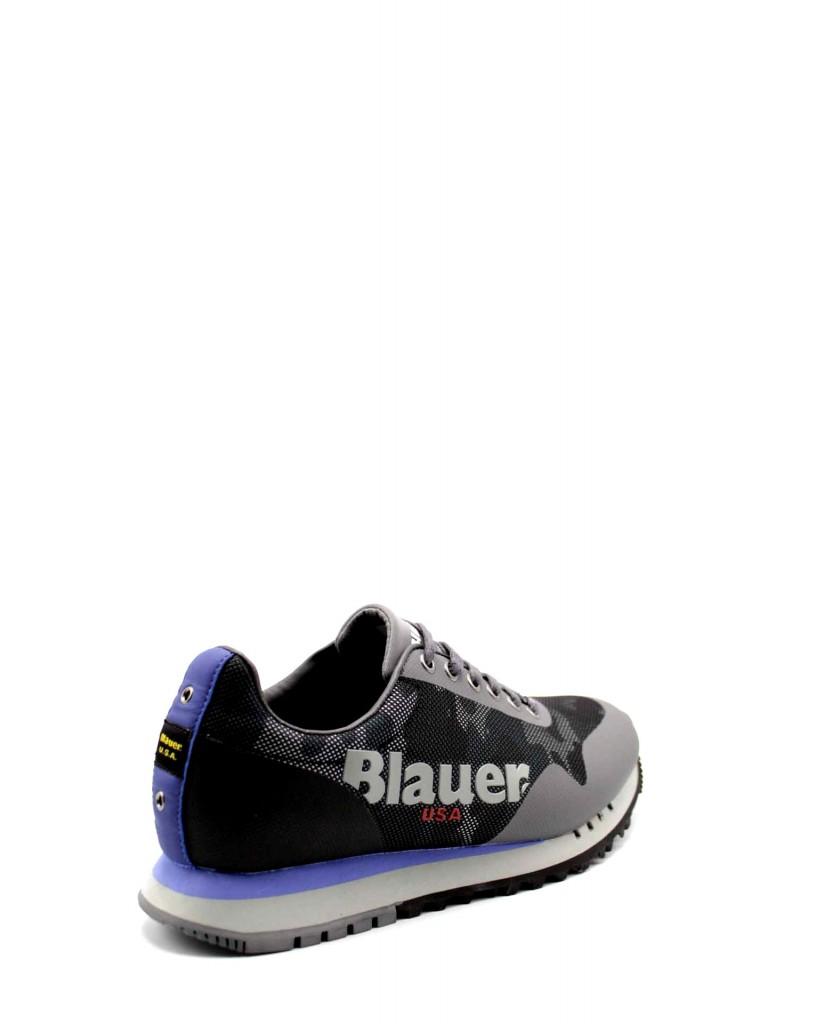Blauer Sneakers   Denver01 Uomo Grigio Fashion