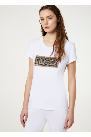 Liu.jo T-shirt   T-shirt Donna Bianco Fashion