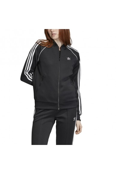 Adidas Giacchetti   Sst tt Donna Nero Streetwear