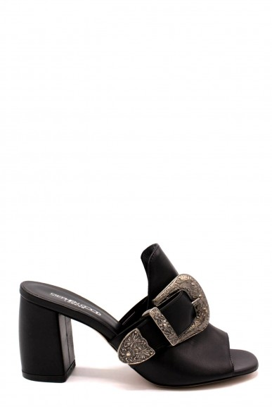 Stephen good Sandali 36-40 made in italy Donna Nero