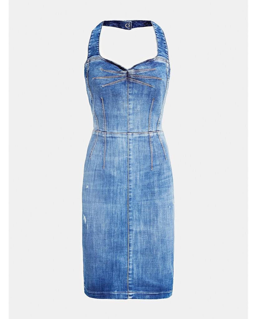 Guess Abiti   Christie dress Donna Fantasia Fashion