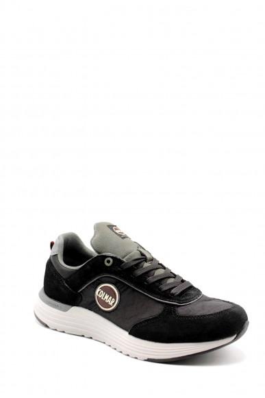 Colmar Sneakers F.gomma Travis x1 tones black-dk gray 012 c Uomo Nero Fashion