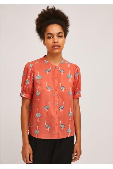Compagnia fantastica Camicie   Sp21han81 Donna Arancione Fashion