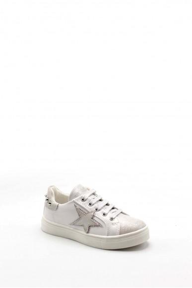 Balducci Sneakers F.gomma 24/30 bs1262 Bambino Bianco Fashion