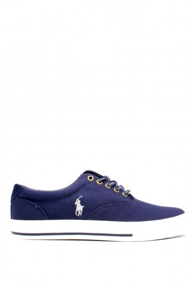 Ralph lauren Sneakers F.gomma 39/46 vaughn Uomo Blu Sportivo