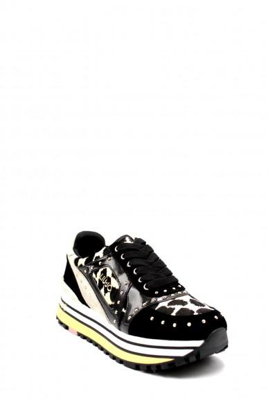Liu.jo Sneakers F.gomma Liujo wonder maxi 13 Donna Leopardato Fashion