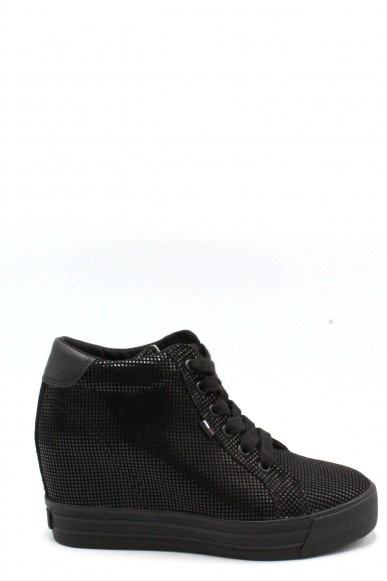 Tommy hilfiger Sneakers   36-40 nice wedge 5z2 Donna Nero